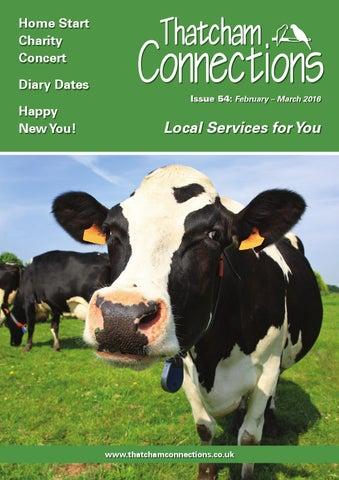 Thatcham Connection Issue54 By Ursula Aitken
