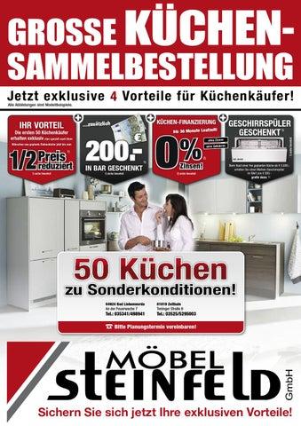 Steinfeld Kuechenprospekt 0116 By Perspektive Werbeagentur Issuu