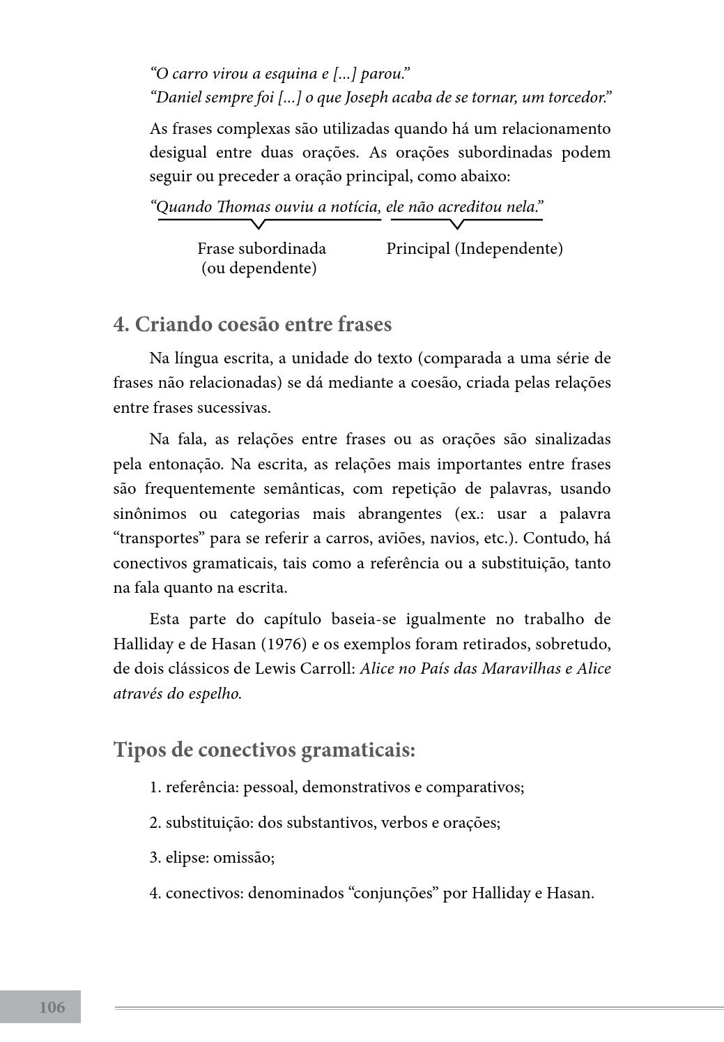 Ensino Da Língua Como Ensinar Gramática Leitura E Escrita By