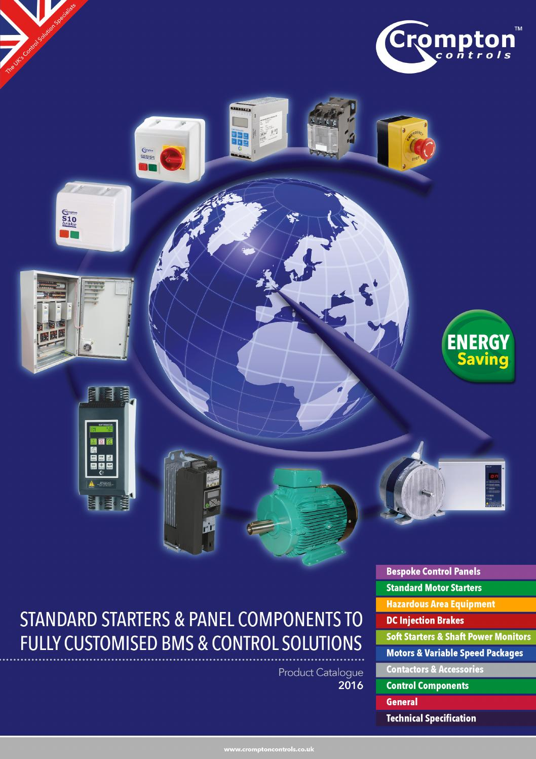 page_1 crompton catalogue 2016 by crompton controls issuu crompton controls series 2000 wiring diagram at gsmx.co