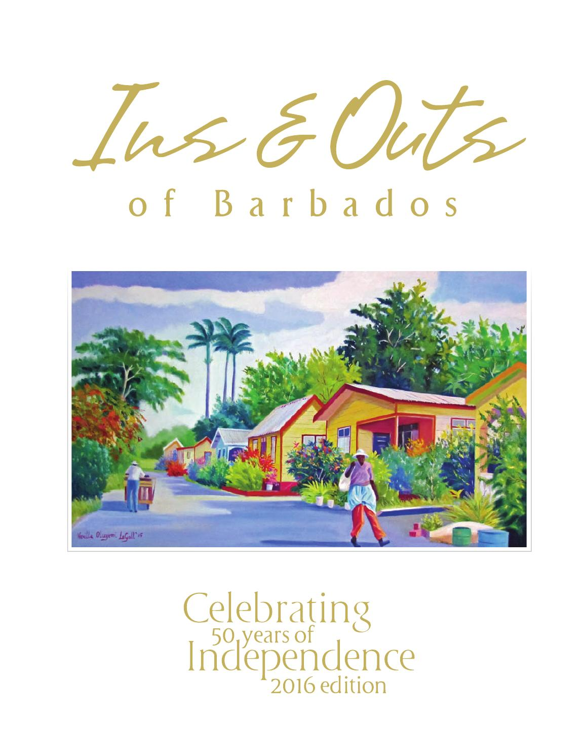 Ins Outs Of Barbados 2016 Edition By Miller Publishing Co Ltd Issuu Salt Taster Circuit