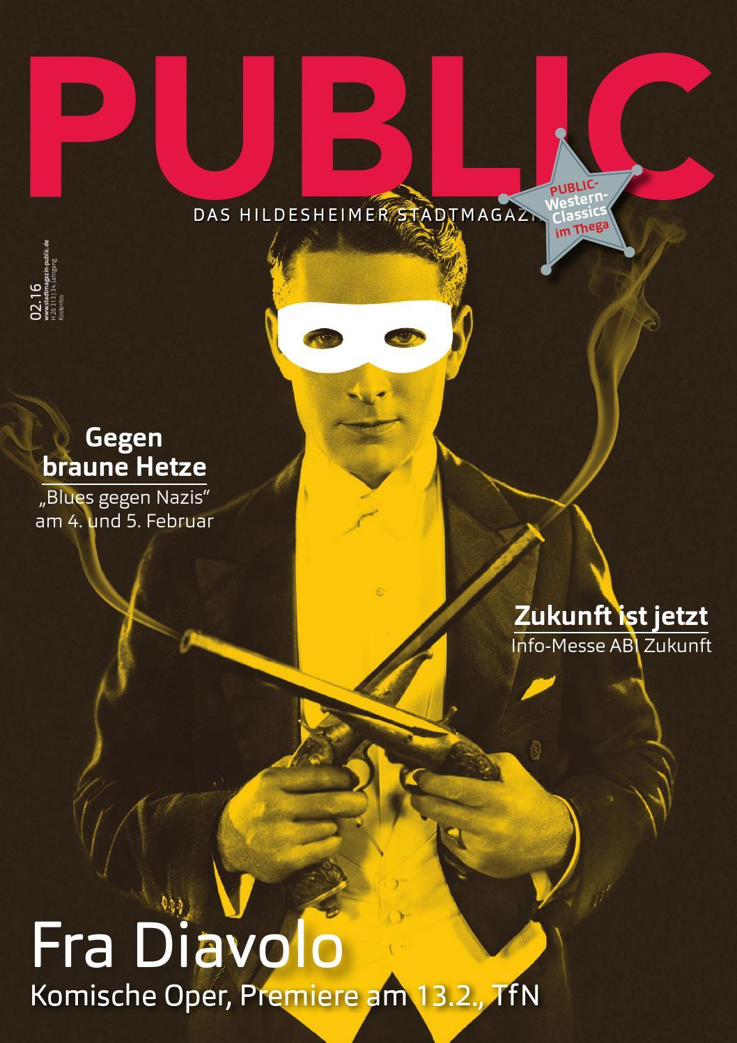 Public 02 2016 By PUBLIC HILDESHEIM