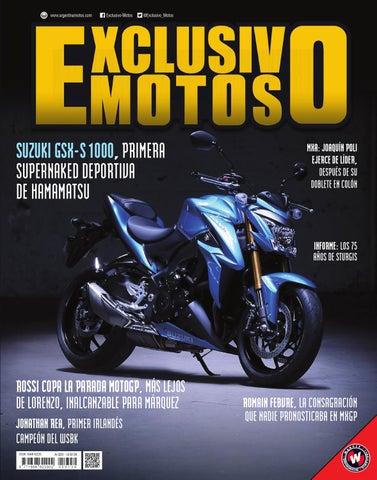 Motos By Octubre Exm 2015 Exclusivo 139 Issuu Fl1JTKc