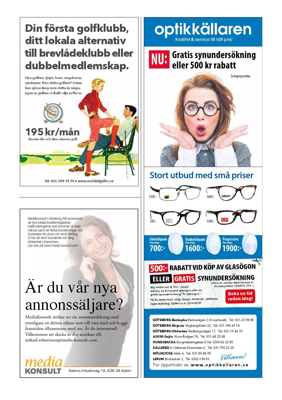 Halla hisingen 01 2016 by MediaKonsult - issuu fe94b14aad995