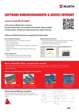 Brochure Staffaggio Fotovoltaico By Würth Italia Issuu