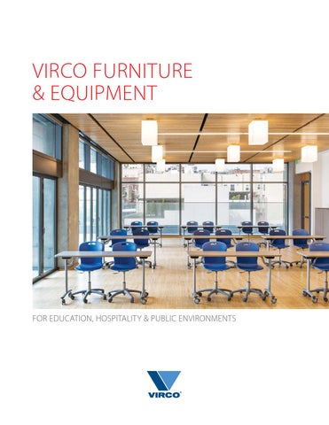 2015 Virco Furniture Equipment By Mfg Corporation
