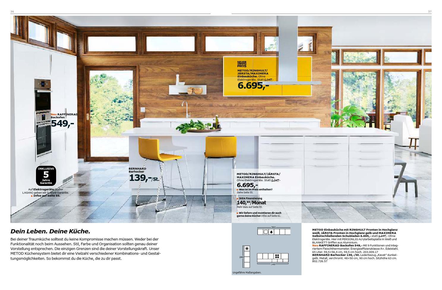 Ikea Katalog Avstrija Kuhinje 2016 By Vsikatalogi Si Issuu