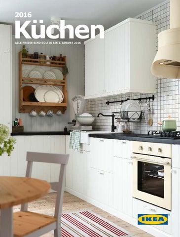 Ikea katalog Avstrija kuhinje 2016 by Vsikatalogi.si - issuu | {Küchen ikea katalog 75}