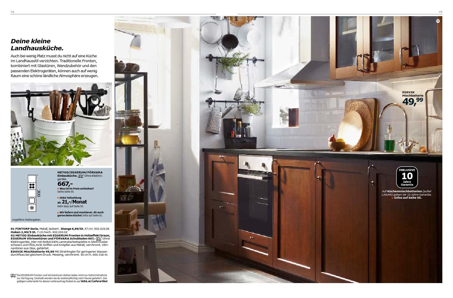 ikea kuche 25 jahre garantie. Black Bedroom Furniture Sets. Home Design Ideas