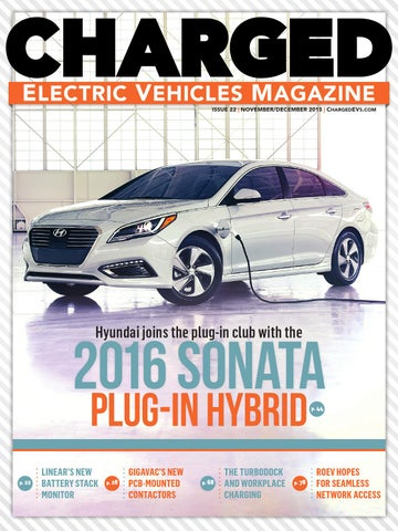 Page 1 Electric Vehicles Magazine