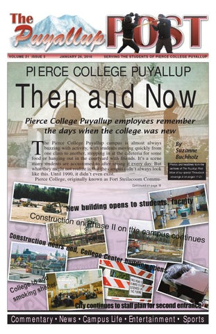 The Puyallup Post Volume 21 Issue 5 Special Edition By The