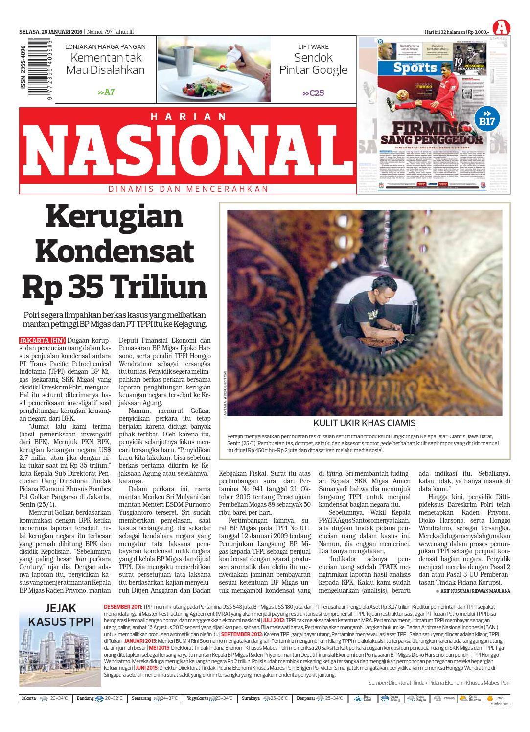 Harian Nasional By Issuu Produk Ukm Bumn Kain Batik Middle Premium Sutera