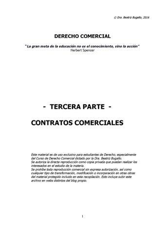 Gu A 2016 Contratos Com By Beatriz Bugallo Monta O Issuu
