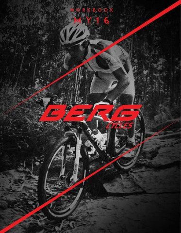 bfd81586dc1 Berg Cycles MY2016 Catalog by Marco Fidalgo - Gestão de eventos ...