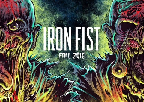 89975842ea8 Iron Fist Fall 2016 Catalog by Blank Generation - issuu