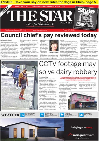1e18425c56 The Star Midweek 27-01-16 by Local Newspapers - issuu