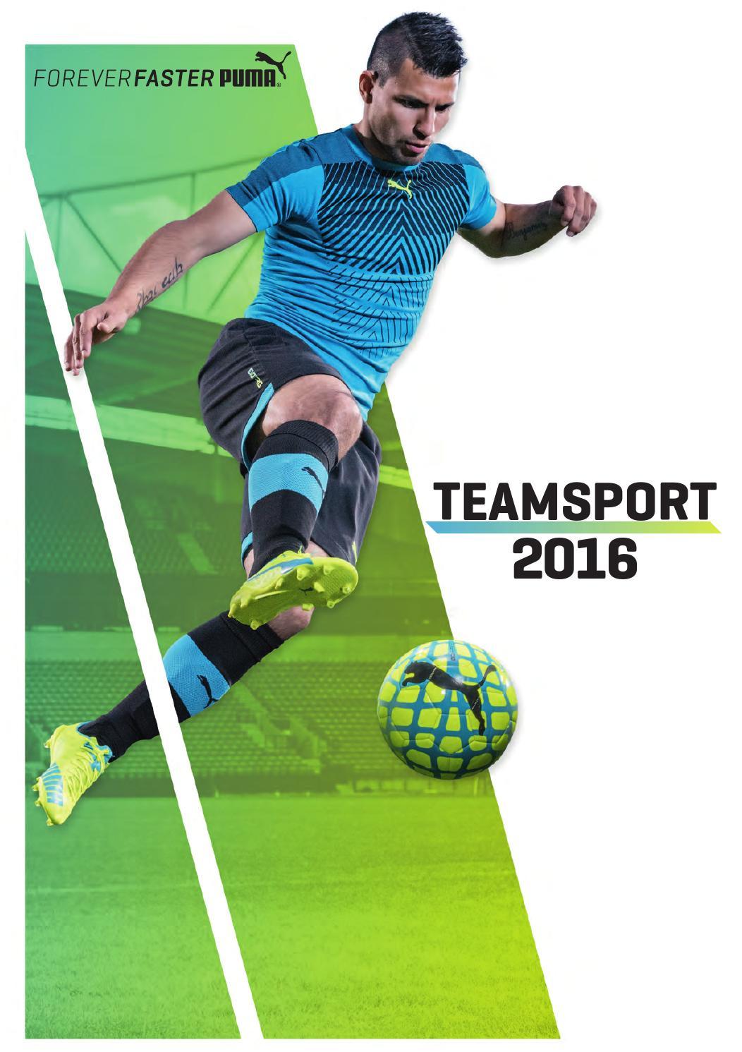 f64fc185a Puma Klubbkatalog Bravo Sport 2016 by Bravo Sport och Profil - issuu