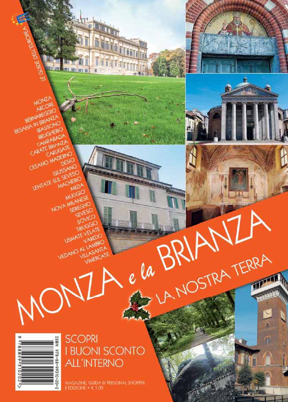 Monza E Brianza 2015 By Europea Editoriale C O M Issuu