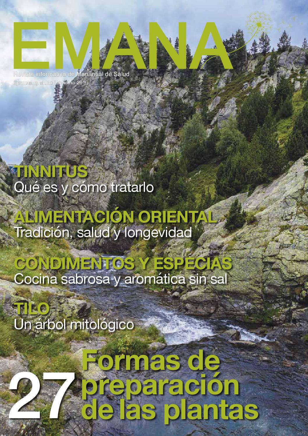 Emana27 invierno2016 by Manantial de Salud - issuu