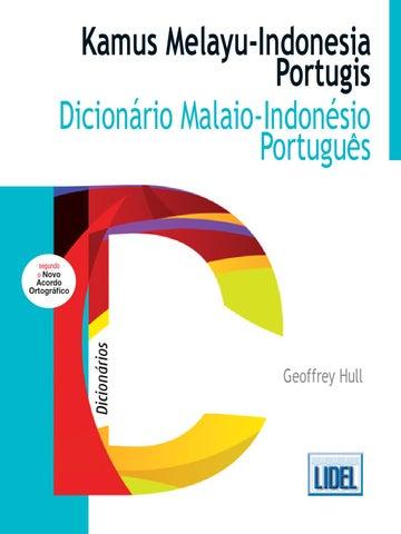 Dicionrio malaio indonsio portugus by grupo lidel issuu page 1 ccuart Image collections