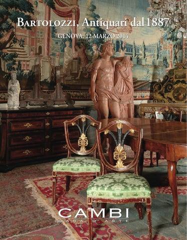 Arte E Antiquariato Precise Coppia Di Colonne Laccate Tavolini In Legno Scolpito Finto Marmo Stile Antico
