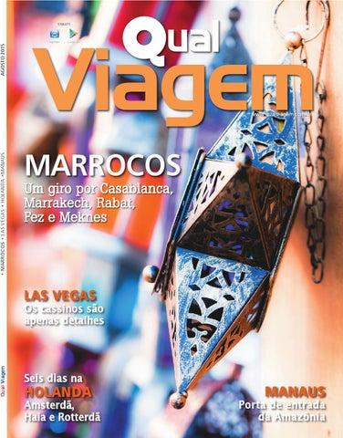 Revista Qual Viagem Edição 21 - Agosto   2015 by Editora Qual - issuu e29aac97fd0e5