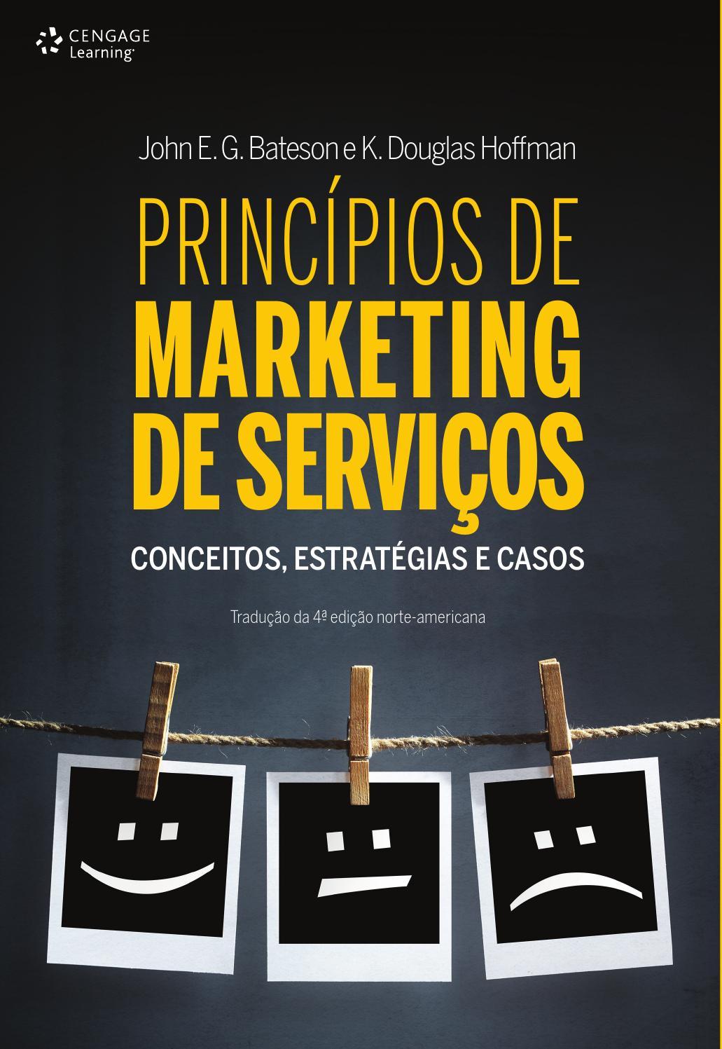 Marketing mix de serviços - Economias