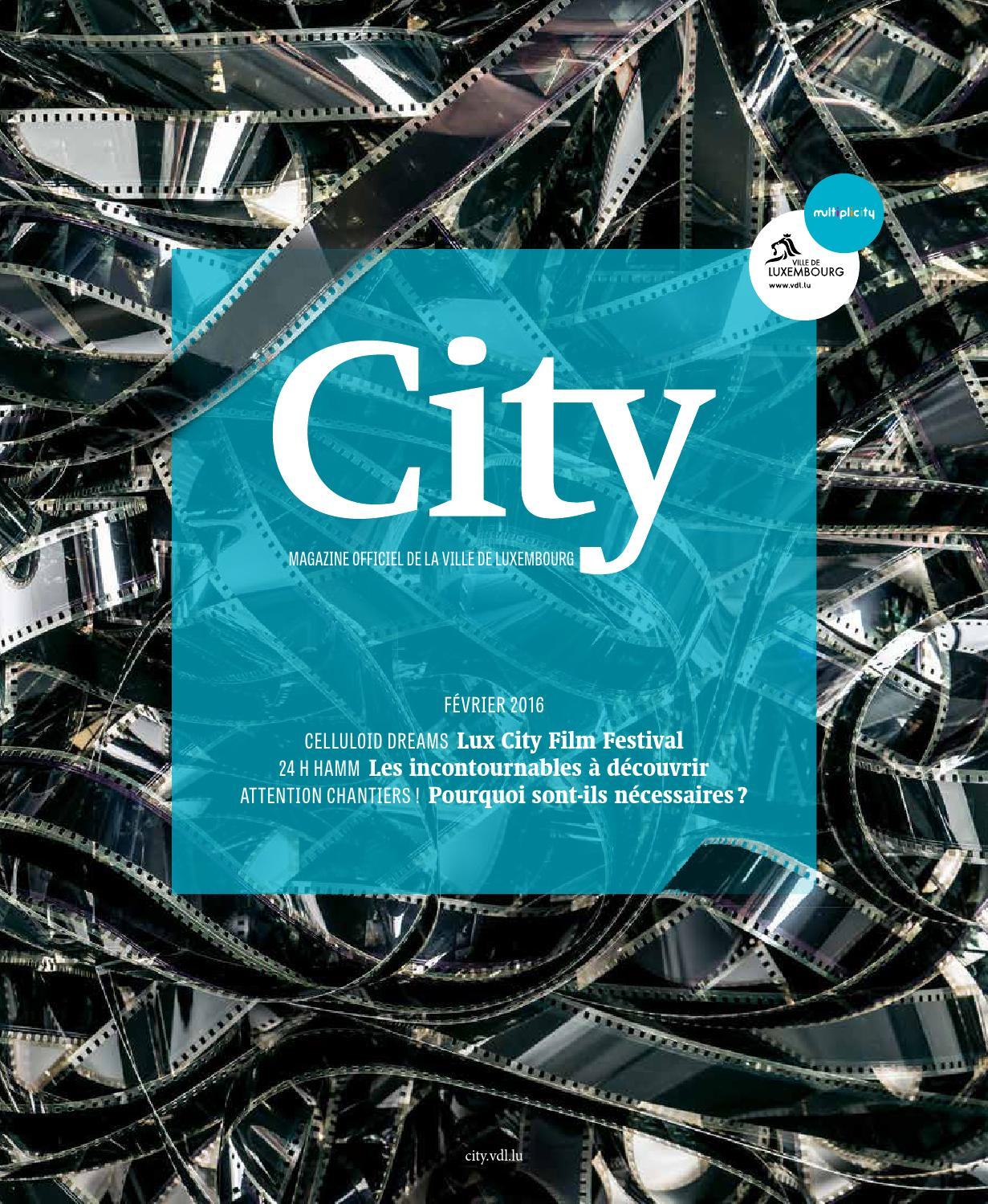 City 2016 02 by maison moderne issuu for Kichechef luxembourg meuble