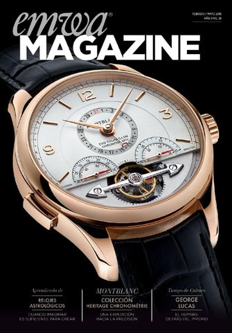 f7ab3380b493 Emwa Magazine No.26 - Febrero 2016 by Emwa Magazine - issuu