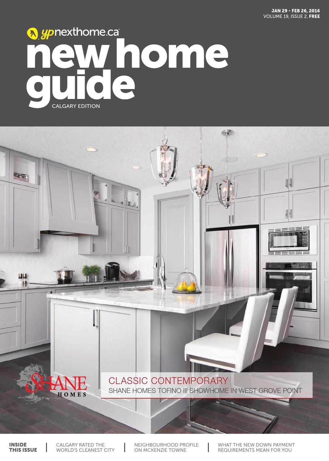 Calgary New Home Guide Jan 29 2016 by NextHome issuu