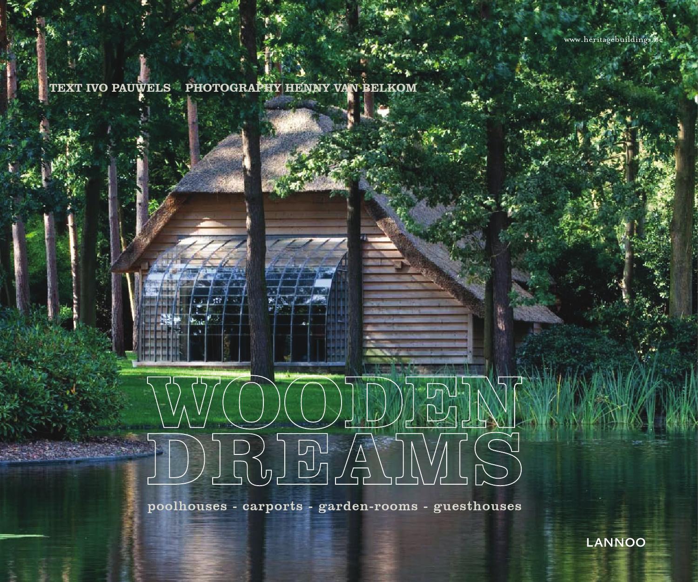 Wooden dreams by heritage buildings issuu