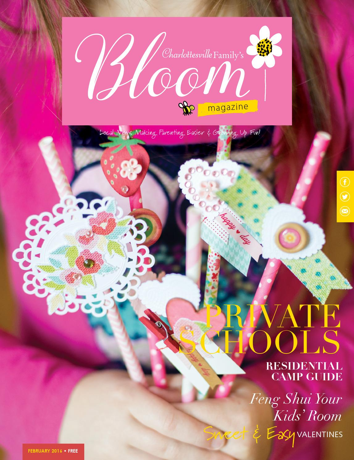CharlottesvilleFamily\'s BLOOM February 2016 by Ivy Publications - issuu