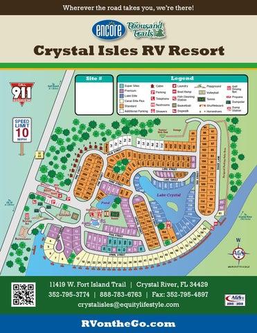 Crystal Isles RV Resort by AGS Texas Advertising issuu