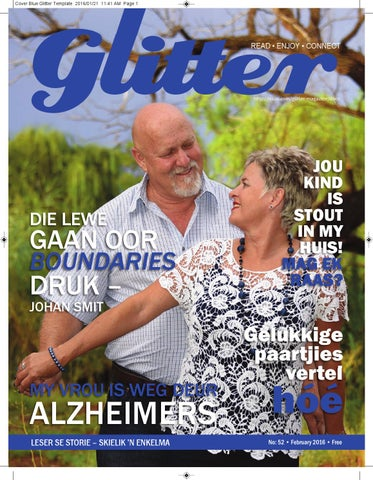 """Cover of """"Glitter february 2016"""""""