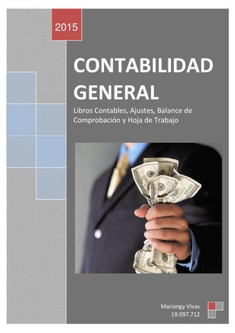 contabilidad general by mariangy paola vivas chacon issuu