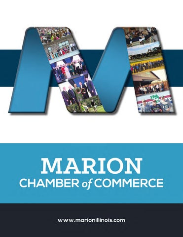 Community Guide - Marion Chamber of Commerce