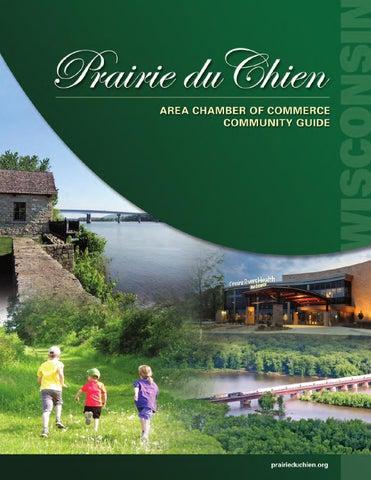 Prairie Du Chien Wi Community Guide By Town Square Publications Llc