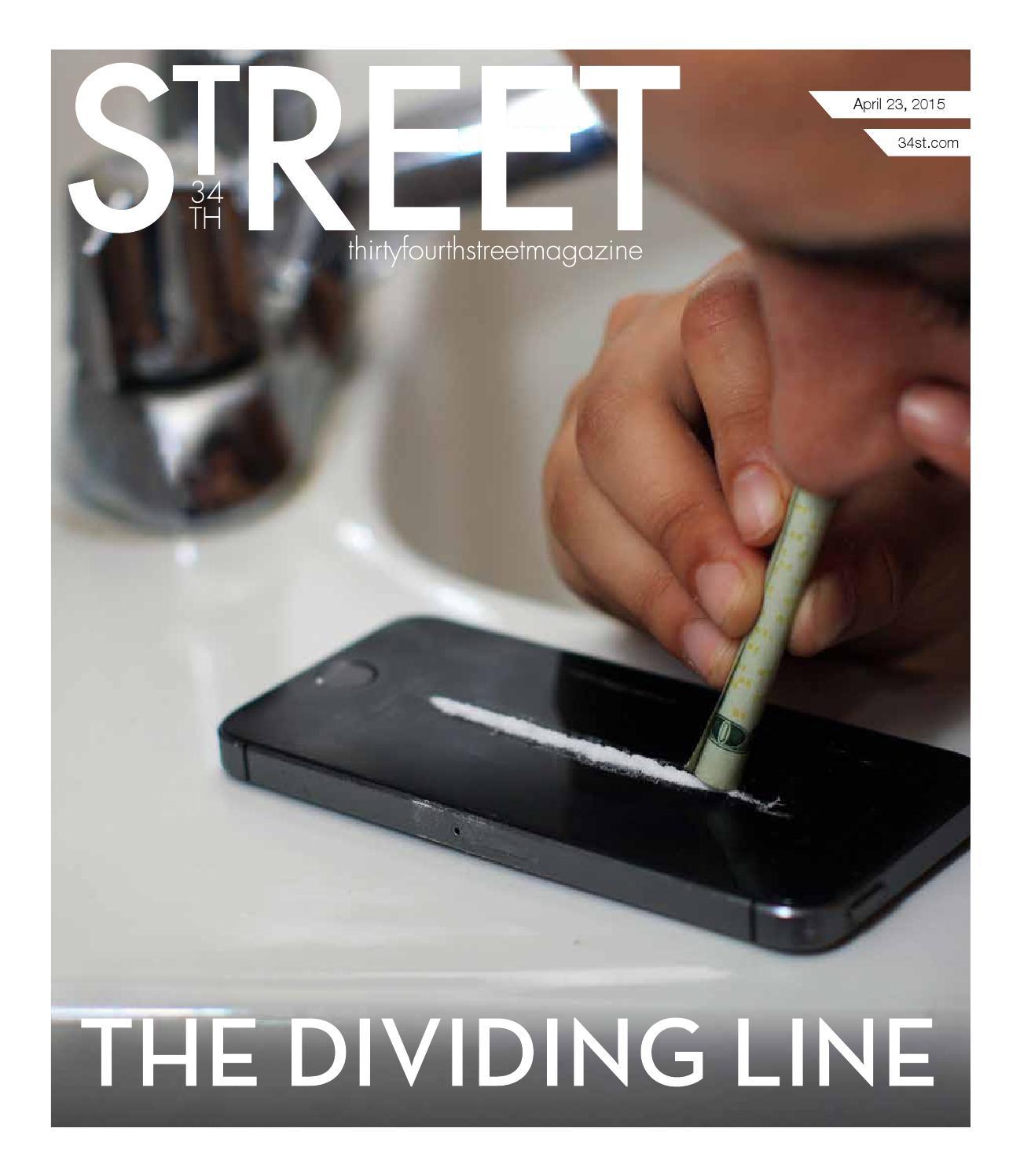 April 23 2015 By 34th Street Magazine Issuu
