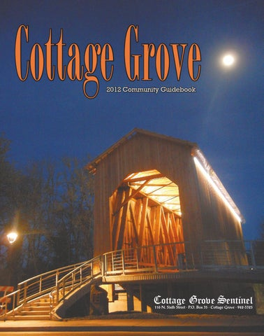 2012 Cottage Grove munity Guidebook by Cottage Grove Sentinel issuu