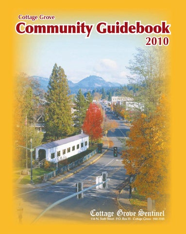 2010 cottage grove community guidebook by cottage grove sentinel issuu rh issuu com prime med cottage grove or prime med cottage grove oregon