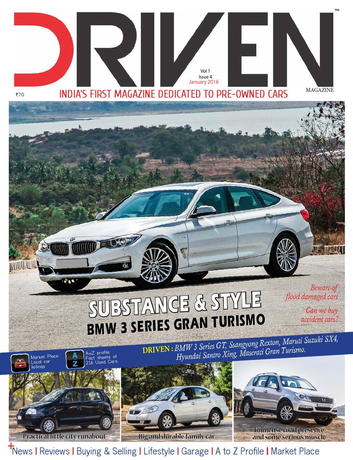 driven magazine januarydriven - issuu