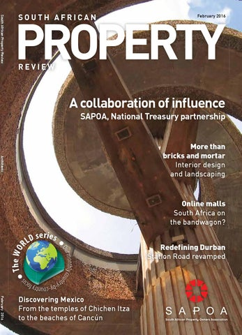 South African Property Review March 2017 By SAPOA