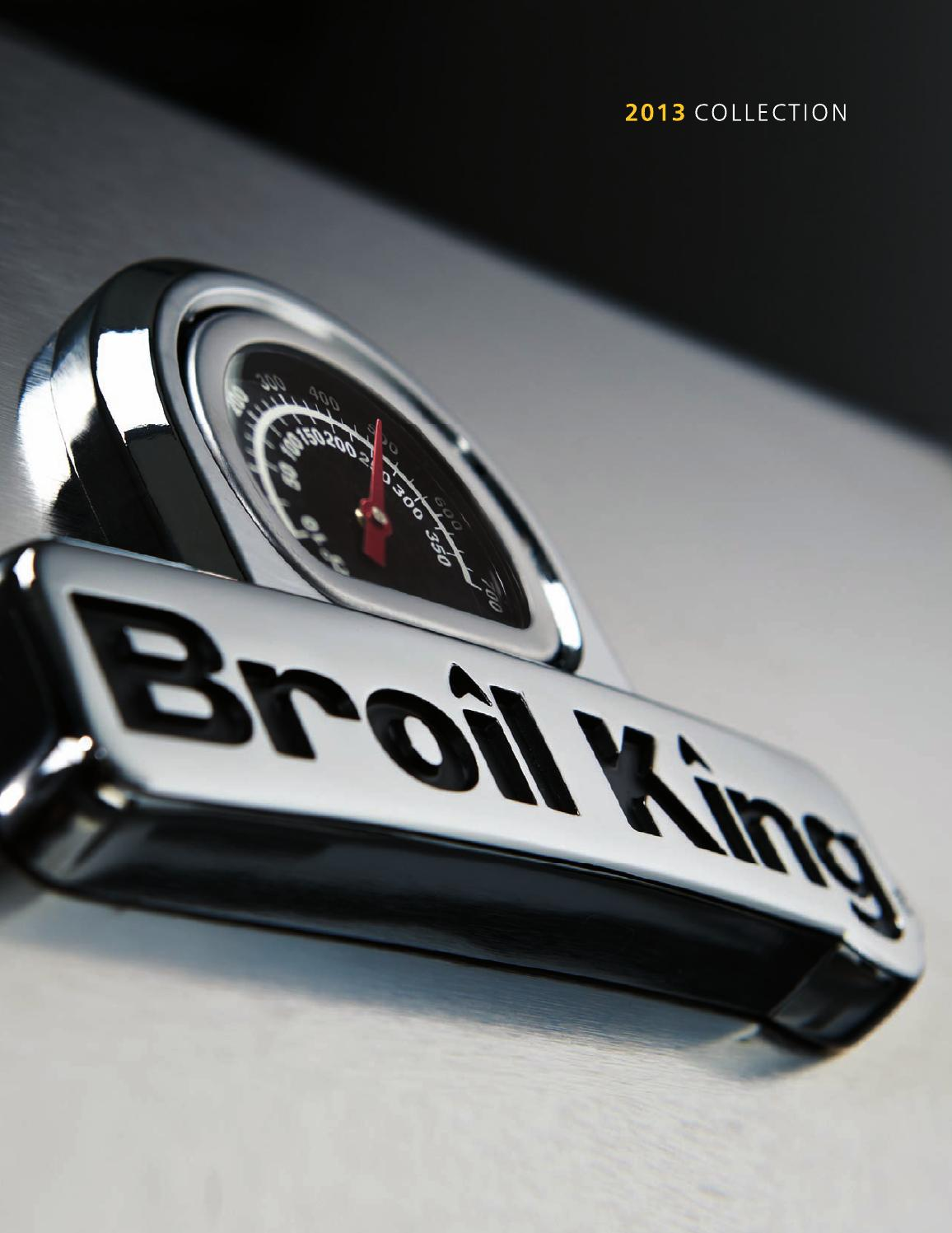 Broil King KA5542 Cast Iron Griddle Onward Manufacturing