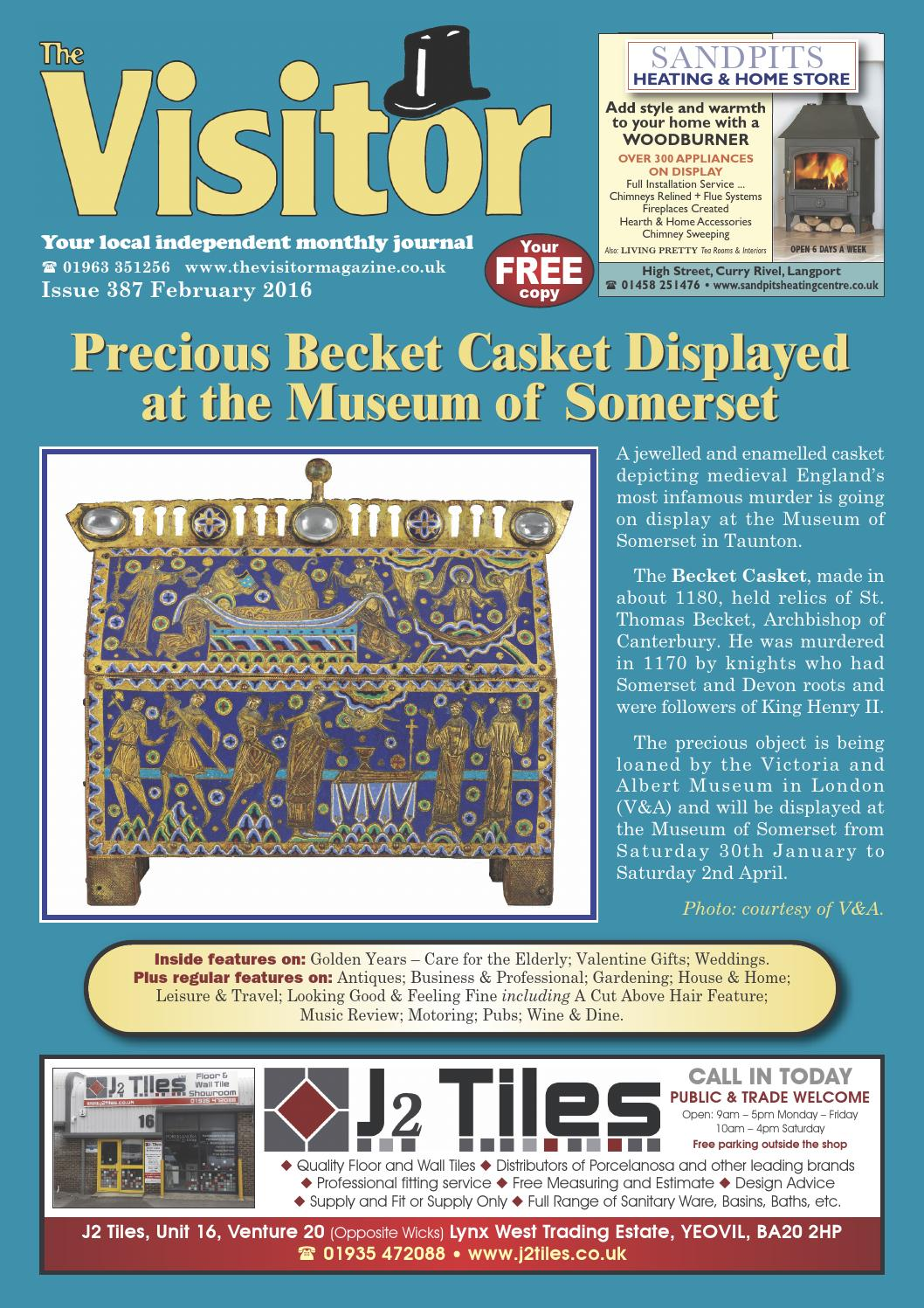 The Visitor Magazine Issue 387 February 2016 by The Visitor Magazine ...