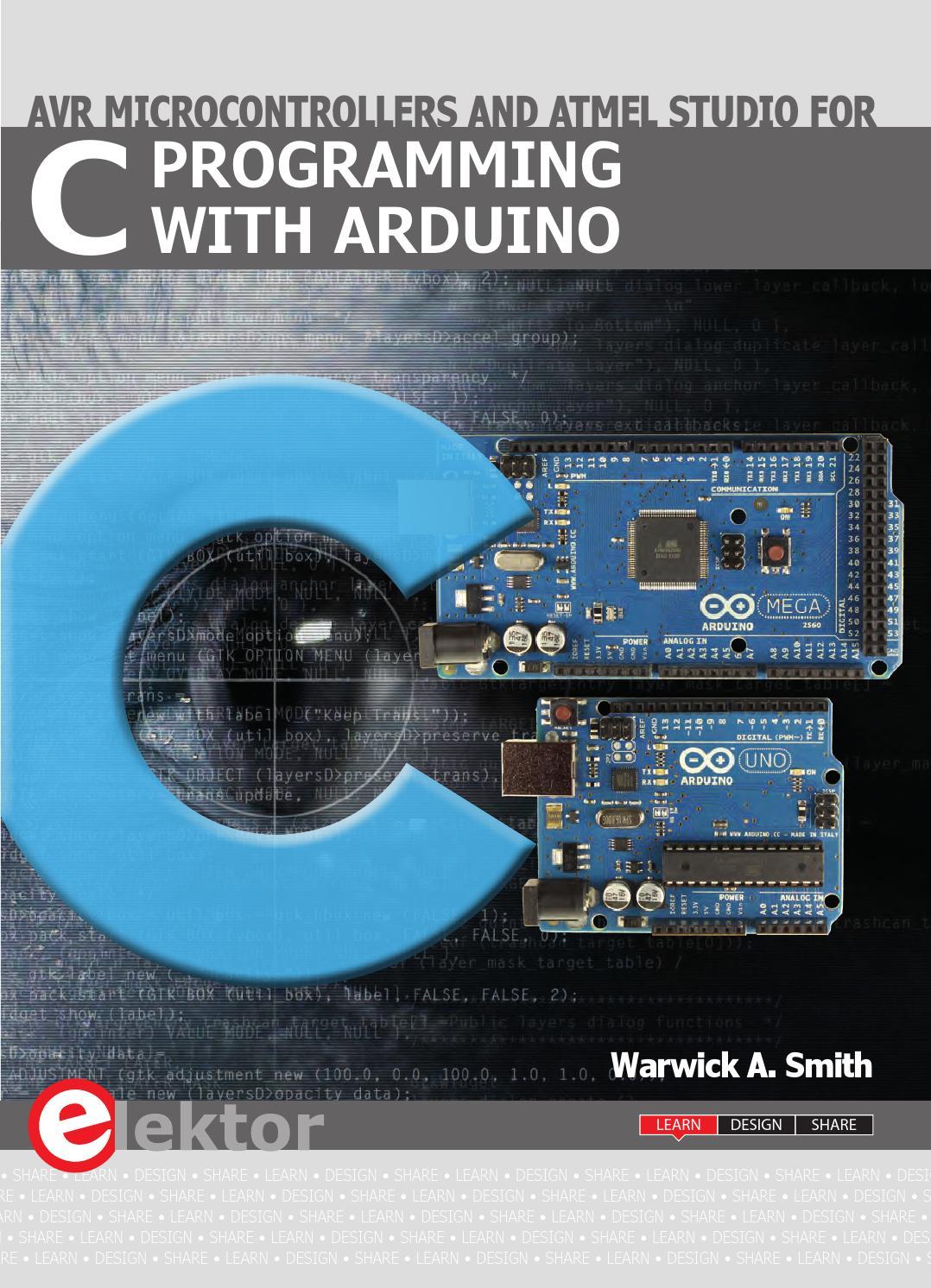 C programming with arduino by elektor issuu