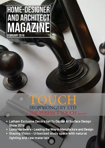 Home Designer and Architect - February 2016 by Jet Digital Media ...