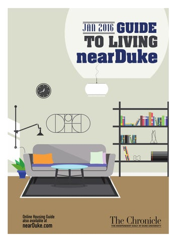 1851c39431ec Nearduke housing guide january 2016 by Duke Chronicle - issuu