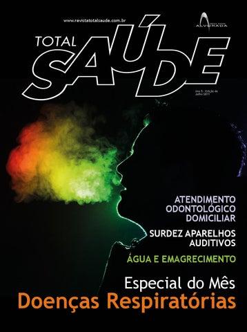 2cd743d30c3b2 Doenças Respiratórias  Julho 2011  by Revista Cinco + - issuu