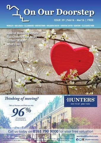 On Our Doorstep FebMar16 by Lewis Hankinson - issuu