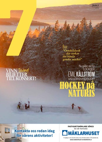 Tidningen 7 Vecka 4 2016 by 7an Mediapartner - issuu 0b1ceec7251cd